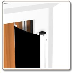 Astro Finger Defender is a durable, high quality finger guard suitable for most single and double-action doors, including automated doors. It prevents fingers entering the cavity formed between the door and the frame by means of a non-flammable blind, which op...