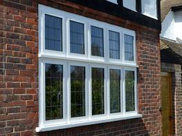 The Alitherm 300 range is a very slim, sightline window with a frame width of 53mm and a frame to bead depth of only 59mm. With an A-energy rating, it's one of the most advanced aluminium windows on the market.  The Alitherm 600 range,offers a more ornate, o...