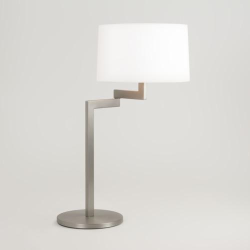 ASTRO 4544 JOEL 1 Light Table Lamp in Black