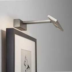 Finish Matt Nickel   Lamp Included Yes    Lamp/ Wattage 1W   High Power LED   IP Rating IP20   Bathroom Zone Zone 3   Class Class I - Earthed   Lumen Output (lm) 158.3   Colour Temperature (K) 3000   Driver Required No   Dimmable No   Switched No   Dimensions ...