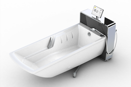 Phoenix Height Adjustable Bath image
