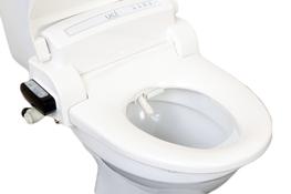 Biobidet BB1000 & 1000AA Wash Dry Toilet Seat image