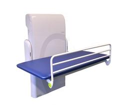 Nivano CTB Battery Height Adjustable Changing Table With Padded Top - Adjustable changing table