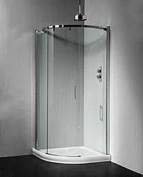 Silano 'Easy Clean' corner shower enclosure image