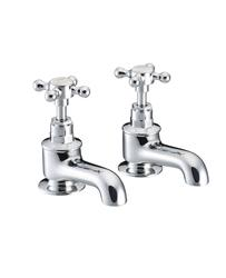 Albany bath pillar taps (pair) image