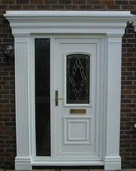 A longer version of our standard Georgian Surround, to cater for wider openings or to add a unique finish to other projects such as a garage or patio door. Available in any width up to 3000mm, and with pillar heights of 2100 & 2300mm, this surround will fit mo...