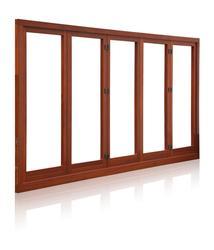 Prestige Hardwood Bi-Fold Door image