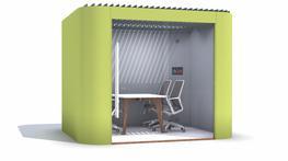Oasis Soft Pod - MSL Interiors Ltd