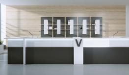Vero Reception Counter image