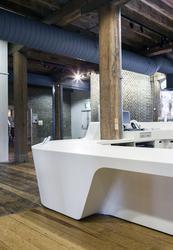 Bespoke Reception Desks image