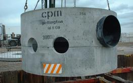 Direct Pipe Access System - CPM Group Ltd