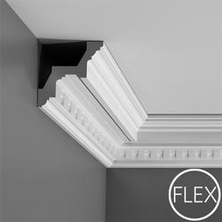 A classic cornice with dental blocks inspired by Georgian/Edwardian styles....
