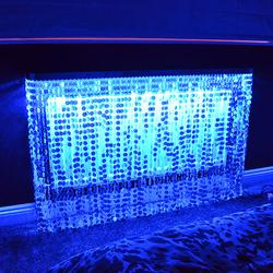 Sequined radiator covers image