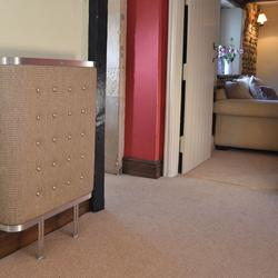 Fabric radiator covers range - Couture Cases Ltd