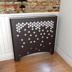 Black radiator covers - Couture Cases Ltd