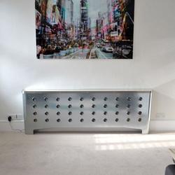 Galvanised radiator covers - Couture Cases Ltd
