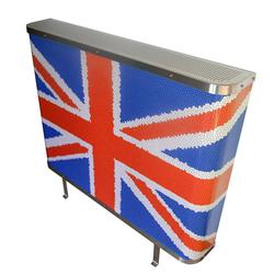 Union Jack radiator Covers - Couture Cases Ltd