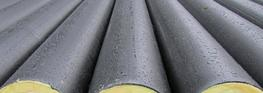 Manufactured in accordance with BS EN 253, this rigid, bonded pre-insulated  pipe system is suitable for a variety of  applications - temperatures up to 95°C continuous. Available in dimensions ranging from 20mm to 250mm OD and supplied in 6 and 12 metres...