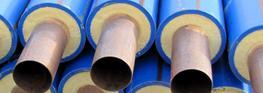 Hiline Copper - Rigid Pre-insulated Copper Pipe System image
