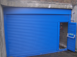Electric Rolling Shutter DF76-CE image