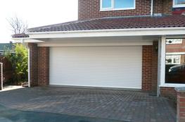 Rolling Garage Doors image