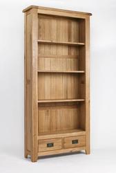 Westfield Reclaimed Oak Tall Bookcase image