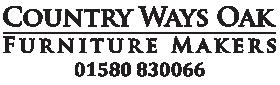 Country Ways Oak Ltd