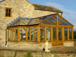 Hardwood Conservatories image