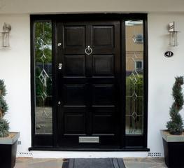 Regency Style 8 Panel Door (152) image