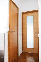 Glazed Contemporary Interior Doors (554) image