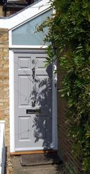 Georgian Style 6 Panel Door Fitted In Clapham (162) image