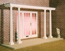 Made to Measure Series 100 Door and Entrance Canopies image