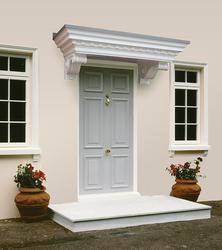 For over a quarter of a century, Country Leisure have produced entrance canopies to give homes a truly classical look. Leading the way in style, ease of installation, and low maintenance our range of door and entrance canopies is unrivalled. Whatever the size ...
