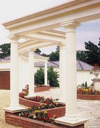 Columns to enhance image