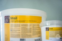 Beeck Insil - Economical Internal Paint. General purpose, hard wearing paint with good scrub resistance image