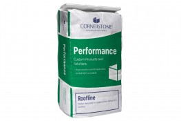 Cornerstone Roofline Mix - Conservation Mortar for Bedding Ridge and Hip Tiles image