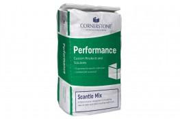 Cornerstone Scantle Mix - Conservation Mortar for bedding natural slates on roofs image