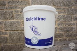 Quicklime - High Calcium Quicklime Pebble and Powder image