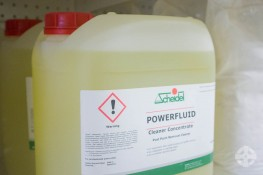 Scheidel Powerfluid - Biodegradable Paint Remover and Industrial Cleaner image