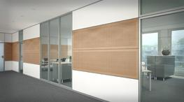 Partition wall image