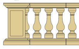 Style 22 - Balustrade image