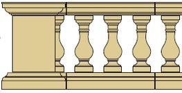 Style 9 - Balustrade image
