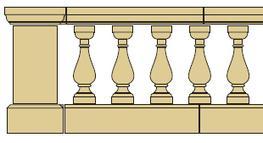 Style 4 - Balustrade image
