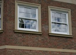 Cranborne Stone Decorative Window Surrounds are available in a range of sizes to suit standard window openings.  Available in six regional colours....
