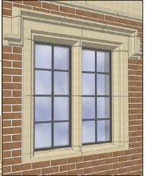 Style 2 - Window Surround image