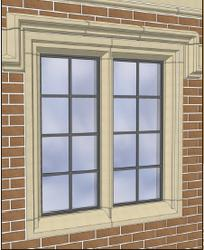 Style 1 - Window Surround image
