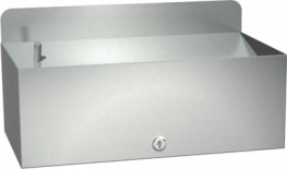 SURFACE MOUNTED WALL URN 0044-A image
