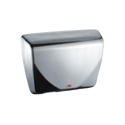 Surface Mounted Sensor Hand Dryers – White image