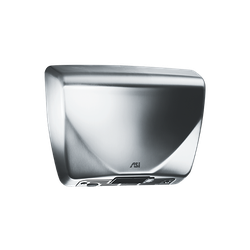 Profile™ Steel Cover Hand Dryers – Satin Stainless Steel image