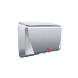 TURBO ADA™ HIGH-SPEED Hand Dryer (115-120V) – Surface Mounted – 93 Satin Stainless Steel image